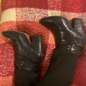 Rag and bone harrow bootie